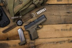 Pistolets de défense