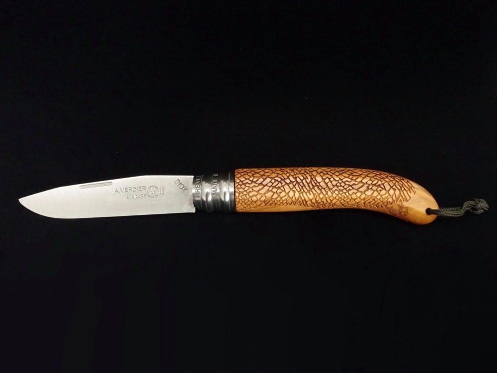 Couteau Verdier L'Alpage Eléphant Olivier