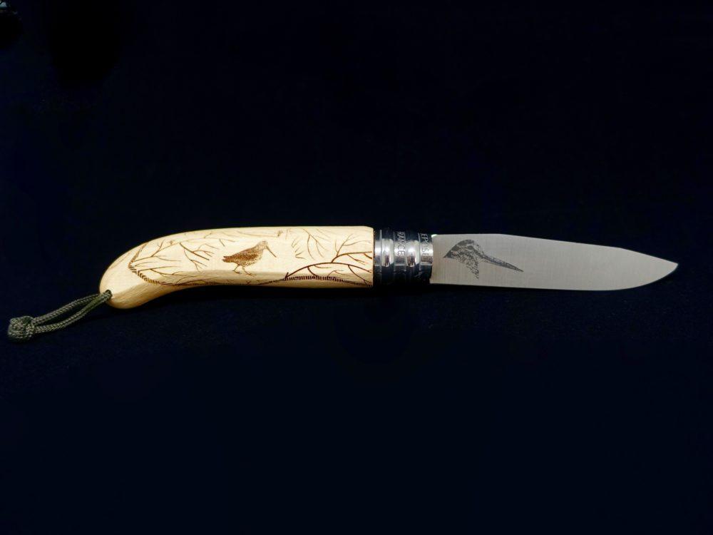 Couteau Verdier L'Alpage Bécasse
