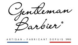 logo Gentleman Barbier