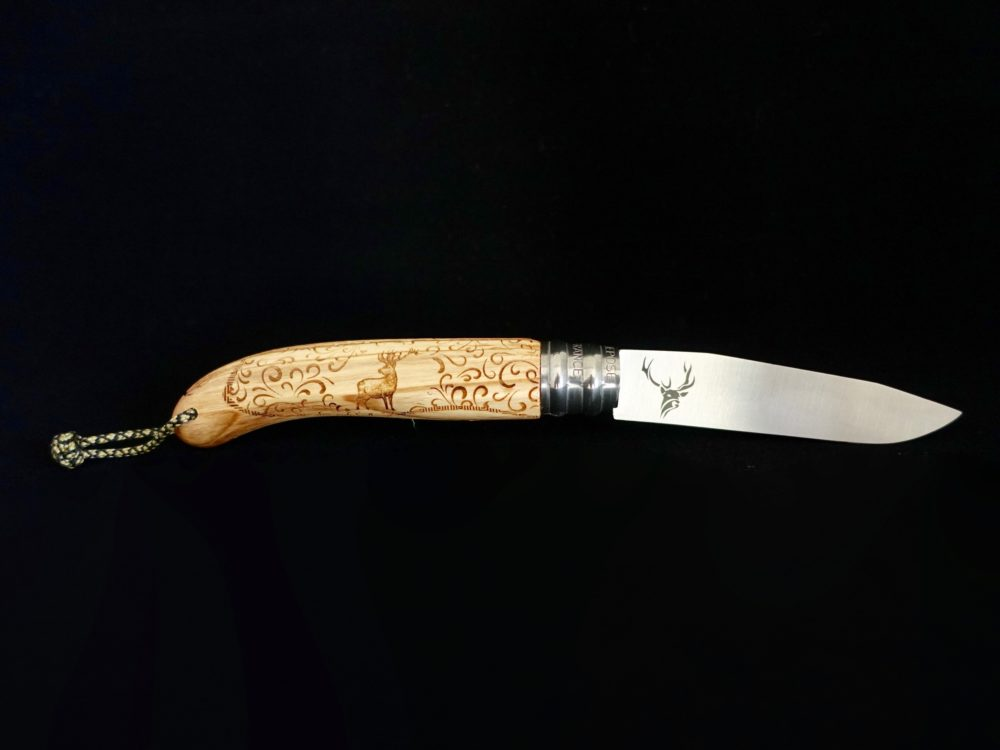 Couteau Verdier Lady Deer by décalés