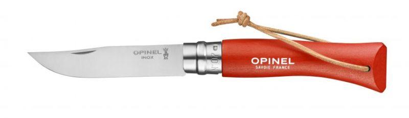 Couteau n°7 Baroudeur Orange