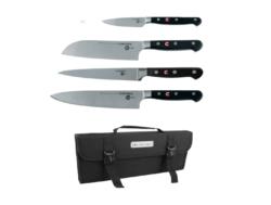 Malette Japan Chef 4 couteaux
