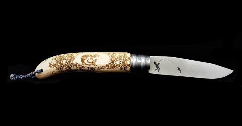Couteau Verdier Le Bredouille bois de Hêtre