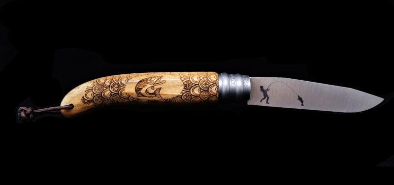 Couteau Verdier Le Bredouille L'Alpage olivier