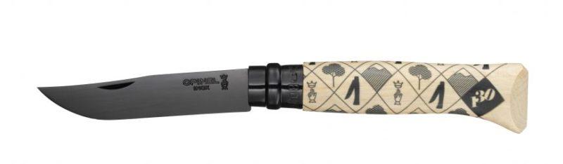 Couteau Opinel N°08 130ème Anniversaire