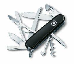 Couteau Victorinox Huntsman noir
