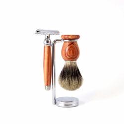 Set de rasage Gentleman Barbier