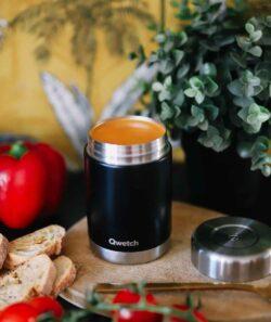 Boîte repas & soup Qwetch Noir2