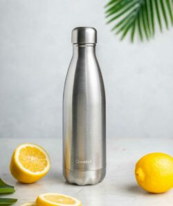 Bouteille isotherme Qwetch originals inox