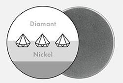 Diamant Nikel